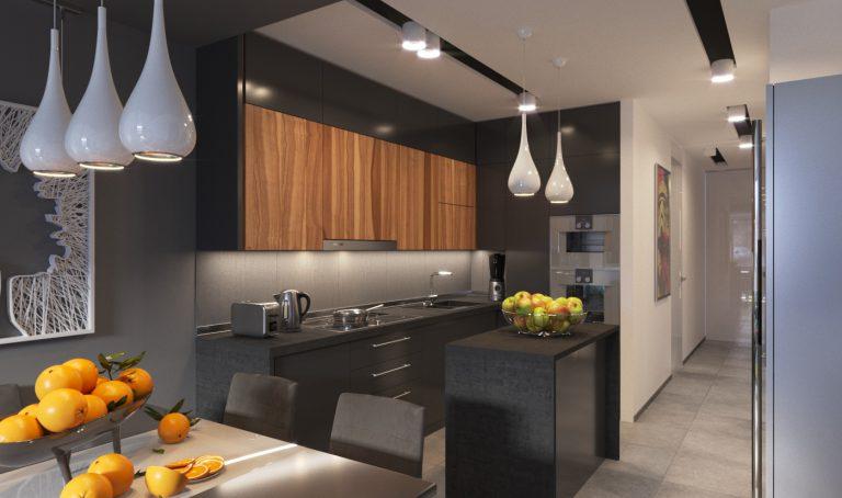 Кухня-гостиная 01V5 4