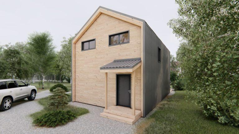 BarnHouse style house
